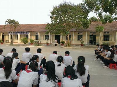 Kể chuyện và làm theo tấm gương đạo đức Hồ Chí Minh tuần 32