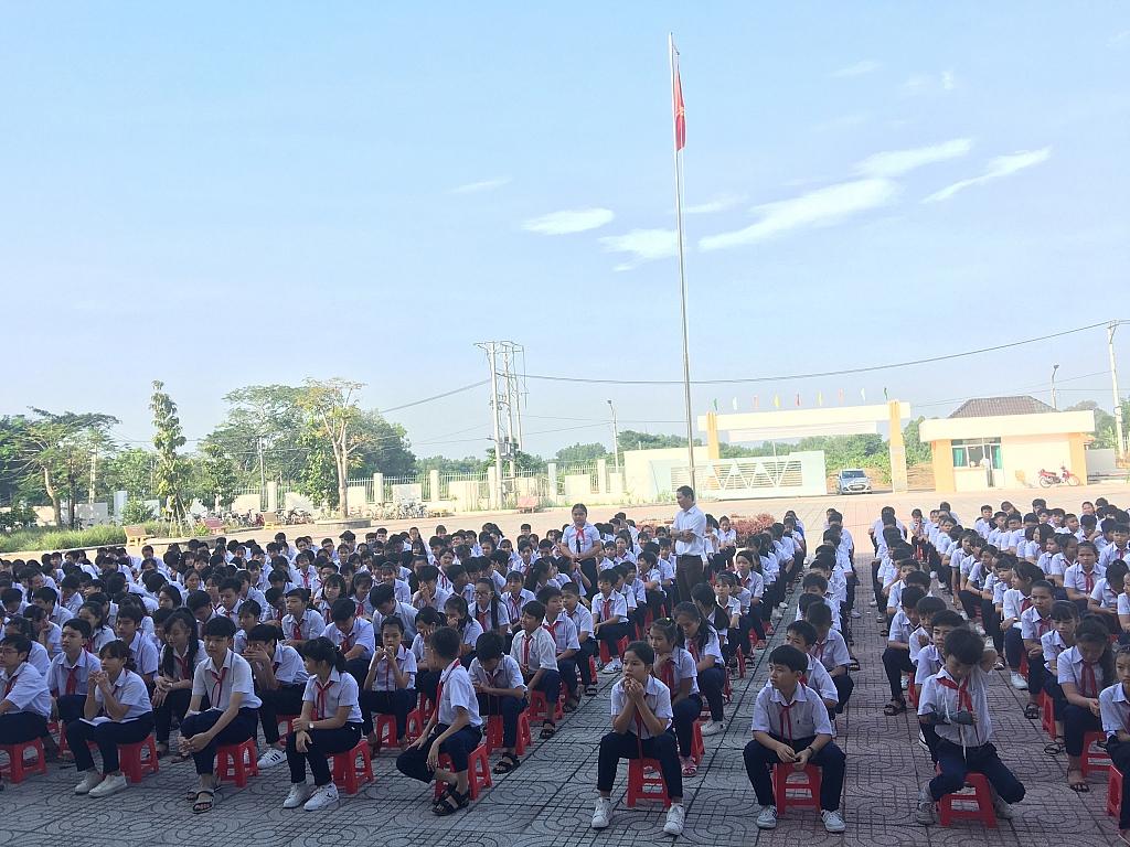 Trường THPT Chuyên Hùng Vương tư vấn tuyển sinh năm học 2018 - 2019