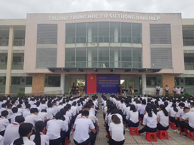 Kỷ niệm ngày thành lập Đoàn TNCS Hồ Chí Minh 26-3